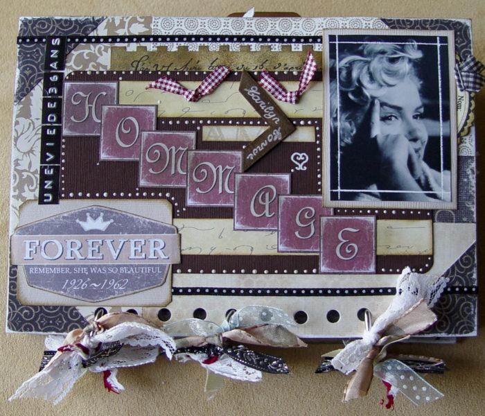 Hommage à Marilyn Monroe